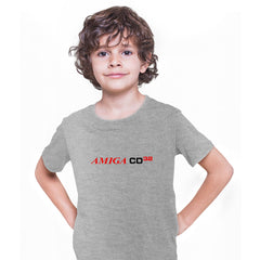 Amiga CD 32 Retro Game Console Arcade Retro Grey T-Shirts for Kids OLD SKOOL Fast Delivery