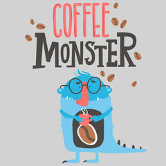 Coffee Monster T-shirts With An Attitude
