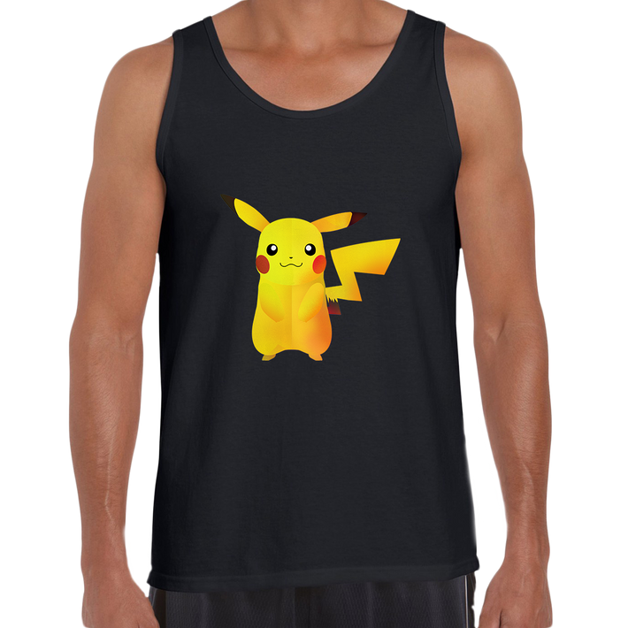 Pikachu Electric-Type  Pokemon Go Raichu Creatures Japanese Culture Tank Top