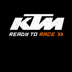 KTM T-SHIRT Ready to Race Inspired motorcycles ALL SIZES M79 Black Kids T-Shirt