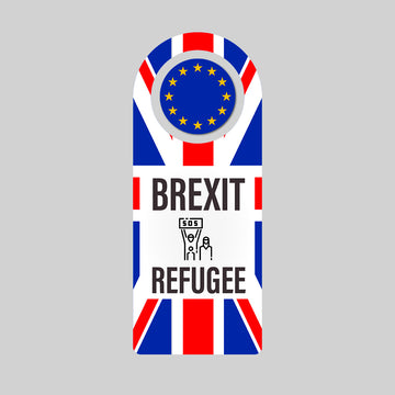 Brexit Day - Brexit refugee