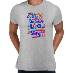 Retro Every Summer Has A Story T-Shirt