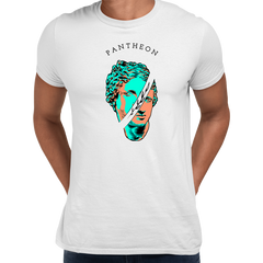 Men's The Roman Pantheon Former Temple White T-Shirt