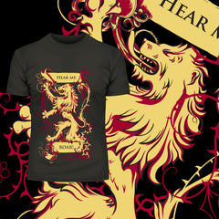 Kuzi Tees  T-Shirt Game of Thrones