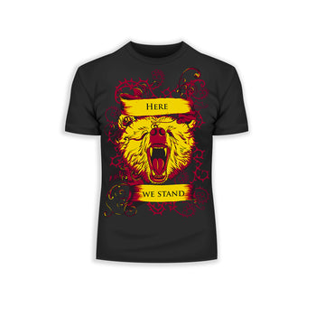 Pop Culture T-Shirt Game of Thrones - Here We Stand Tall and Proud