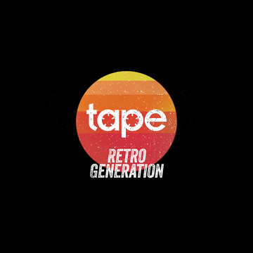 Retro Generation Tape Recorder White T- Shirts for Women OLD SKOOL