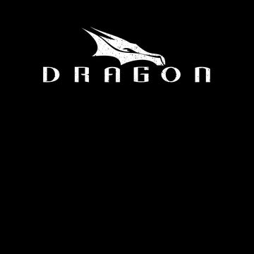 Dragon SpaceX Logo Kids Black T-shirt Elon Musk Tesla Space Tech