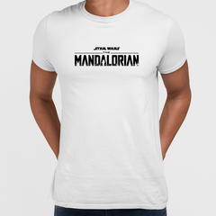 Star Wars The Mandalorian Official Disney  White T-shirt