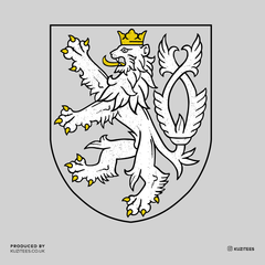 The Coat of Arms of The Czech Republic Political T-Shirt