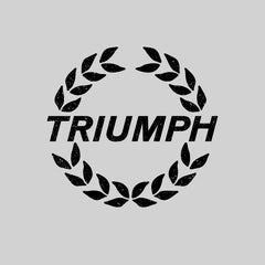 TRIUMPH NEW Trophy motorcycle engine electric car bonneville bike White Baby & Toddler Body Suit