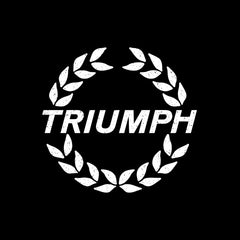 TRIUMPH NEW Trophy motorcycle engine electric car bonneville bike Black Baby & Toddler Body Suit