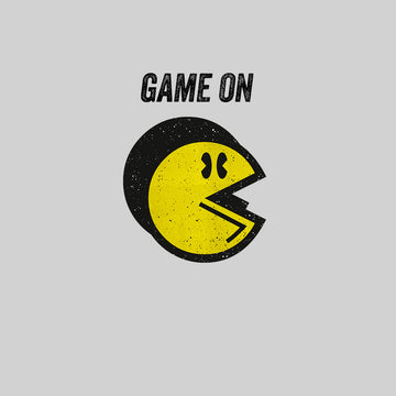Vintage PACMAN T-SHIRT for Kids Cool Retro 70s 80s Arcade PC Video Games Black