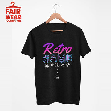 Retro Game Invaders - Cool Retro T-Shirt Collection