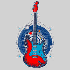 Retro Old Skool - Guitar & The Universe