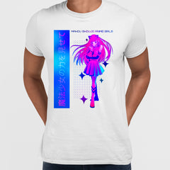 Manga Japanese - Shoji Anime Girls T-shirt for Japanese culture lovers