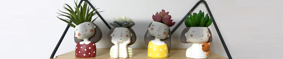 Creative and Cute Planters
