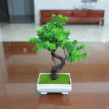 Load image into Gallery viewer, Artificial Bonsai Tree with Vase - Seasons Forever