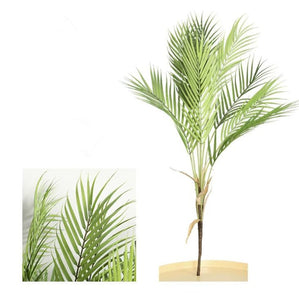 Faux Foliage Palm Leaves - Seasons Forever