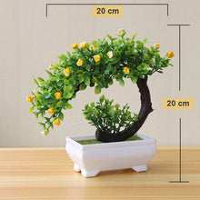Load image into Gallery viewer, Bonsai Small Artificial Tree Pot Plants - Seasons Forever