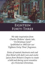 NEW: EIGHTEEN FORTY-THREE