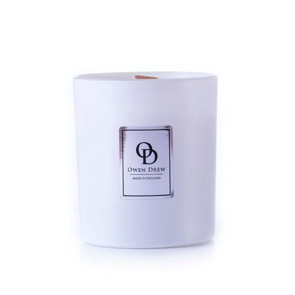 NEW: LIMITED EDITION PLATINUM CANDLE