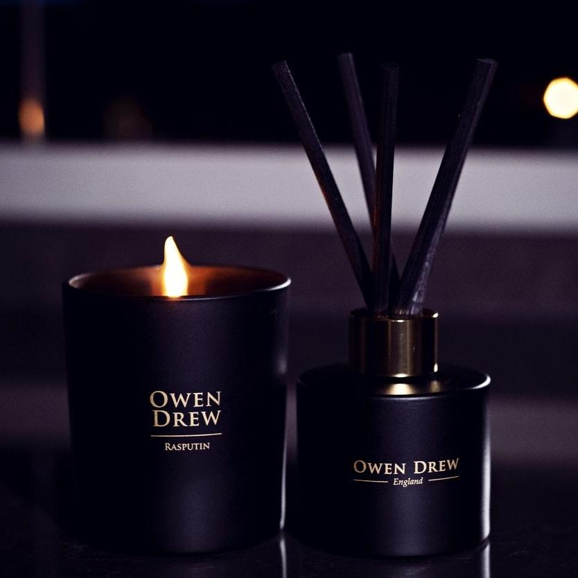NEW: LUXURY REED DIFFUSER