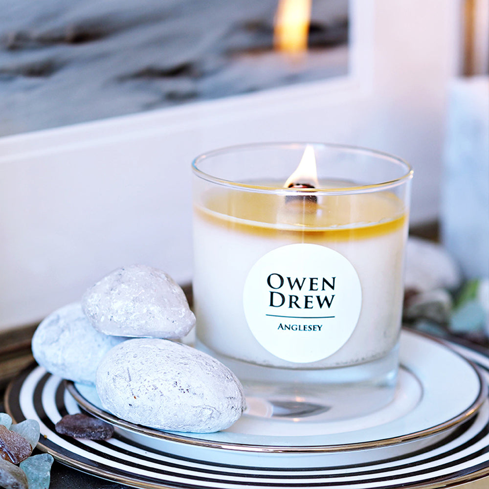 LUXURY CANDLE AND PRINT KINDNESS KIT