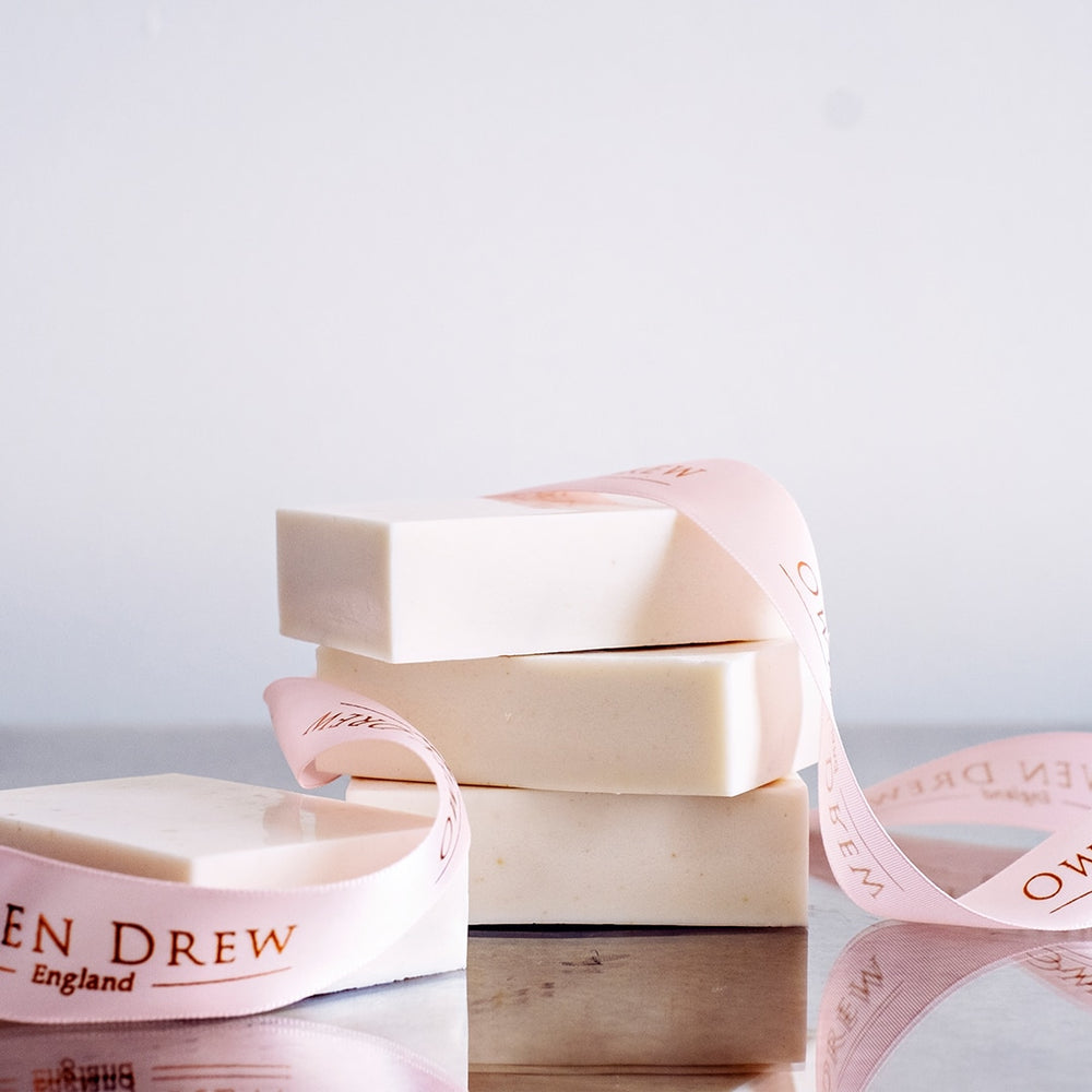 3X LUXURY HANDMADE SOAPS FOR £30