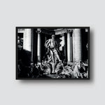TREVI FOUNTAIN PRINT