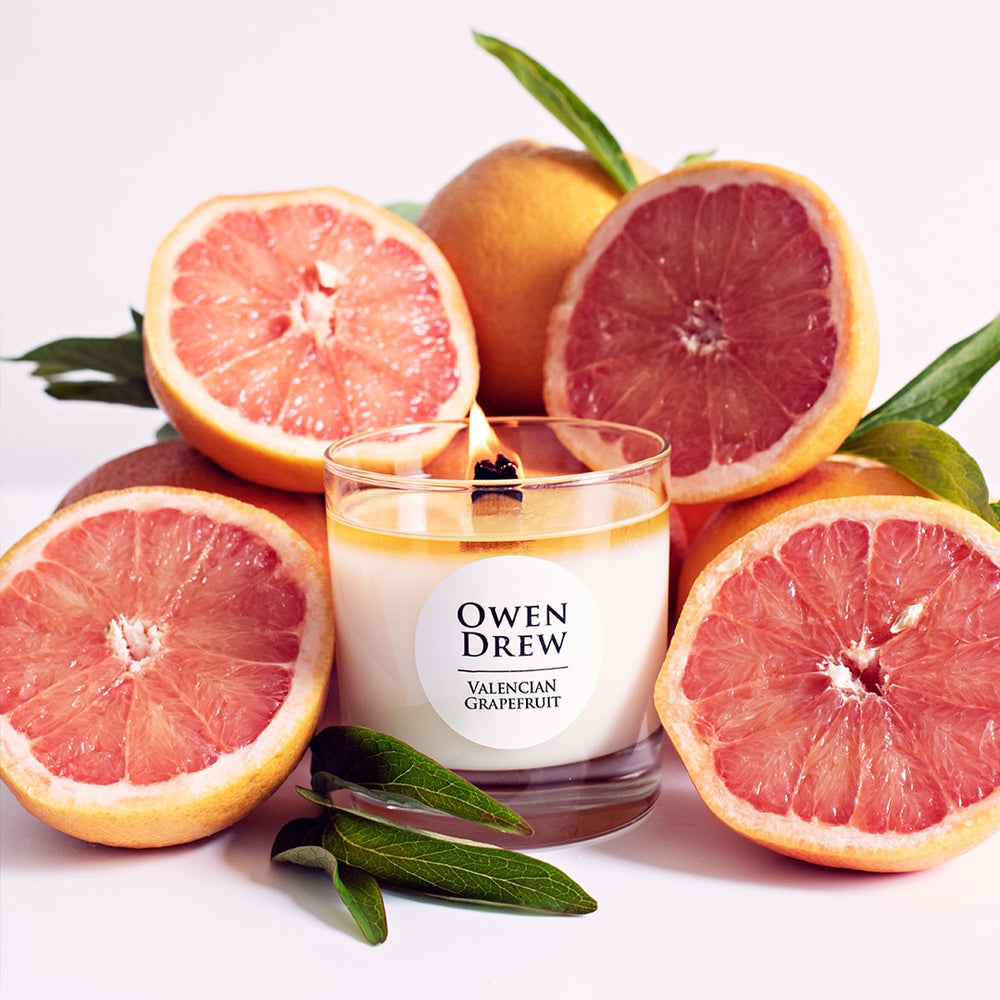 VALENCIAN GRAPEFRUIT CANDLE