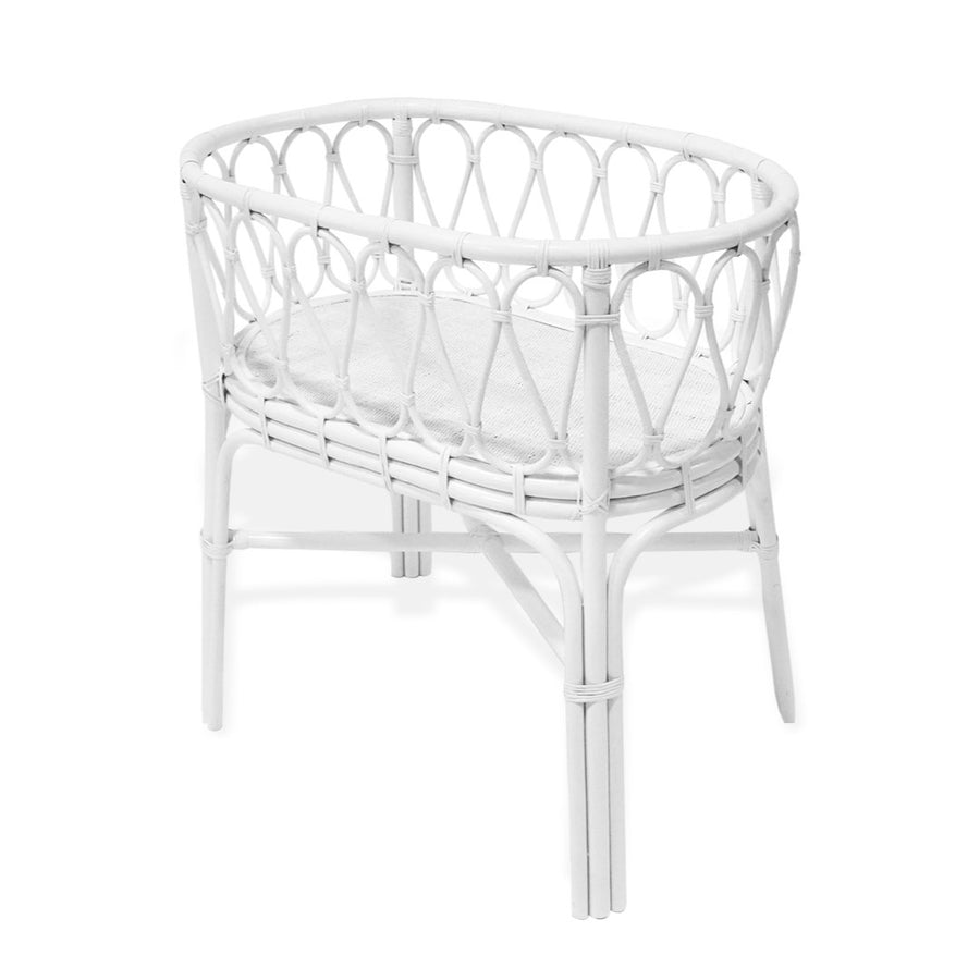 The Cane Collective Gigi Cane Bassinet