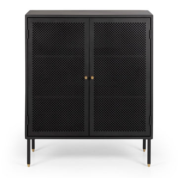 Marco Cabinet Black