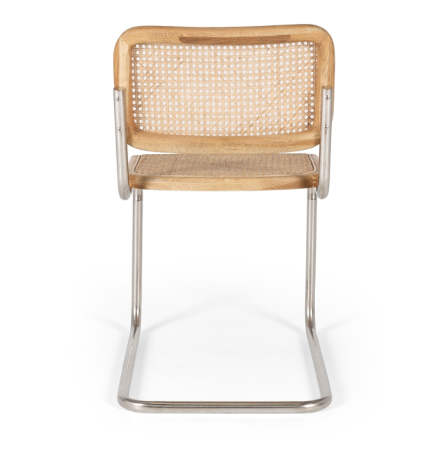 Breuer Dining Chair Rendition - Natural - Arriving January