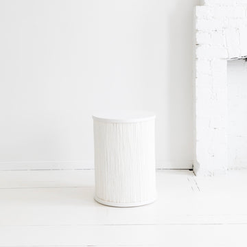 Dewi Side Table White