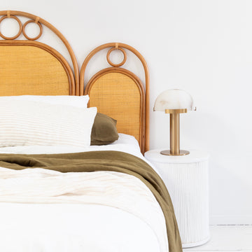 Paris Headboard Natural