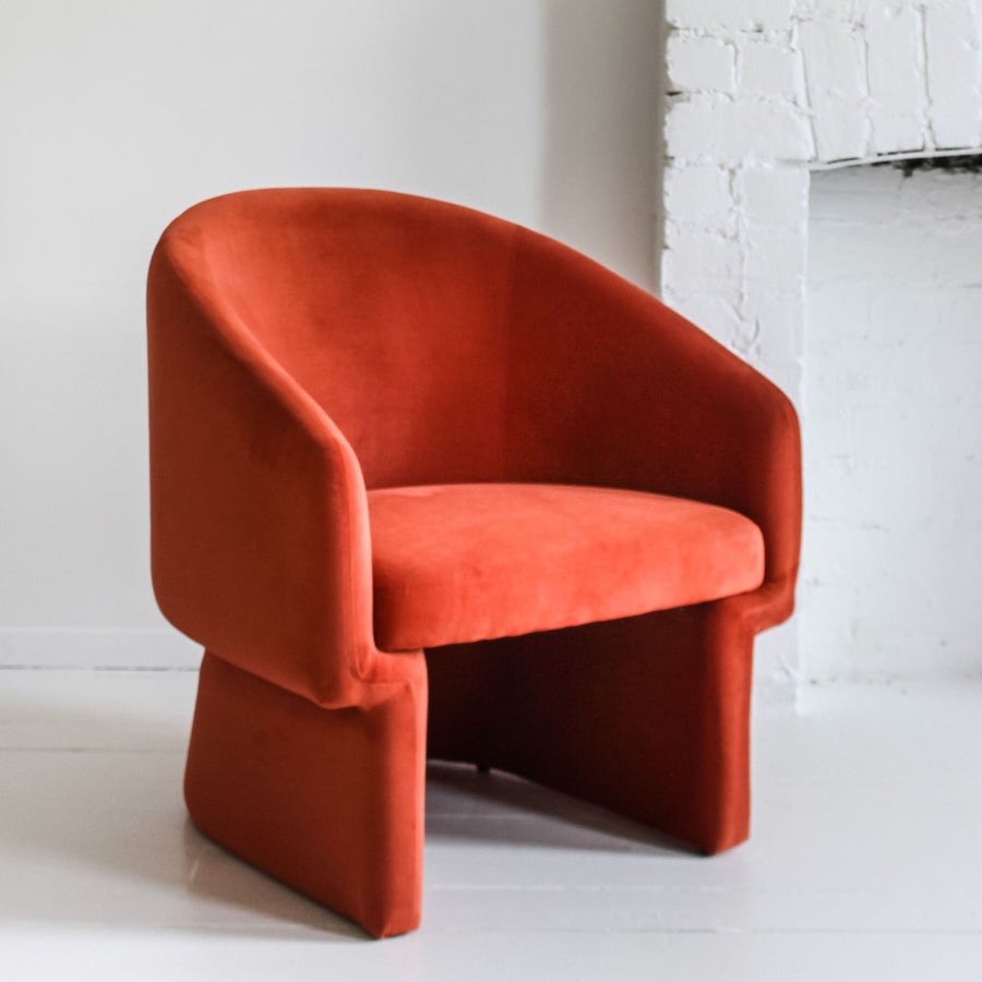 Charlie Chair - Rust
