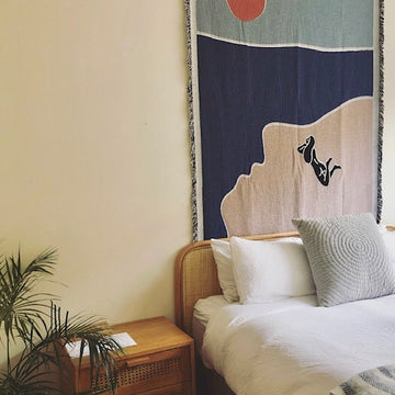 Tissé Headboard Natural - Preorder