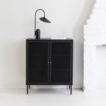 Marco Cabinet Black - Arriving August