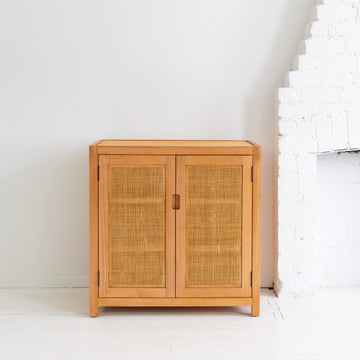 Tissé Cabinet Small Natural