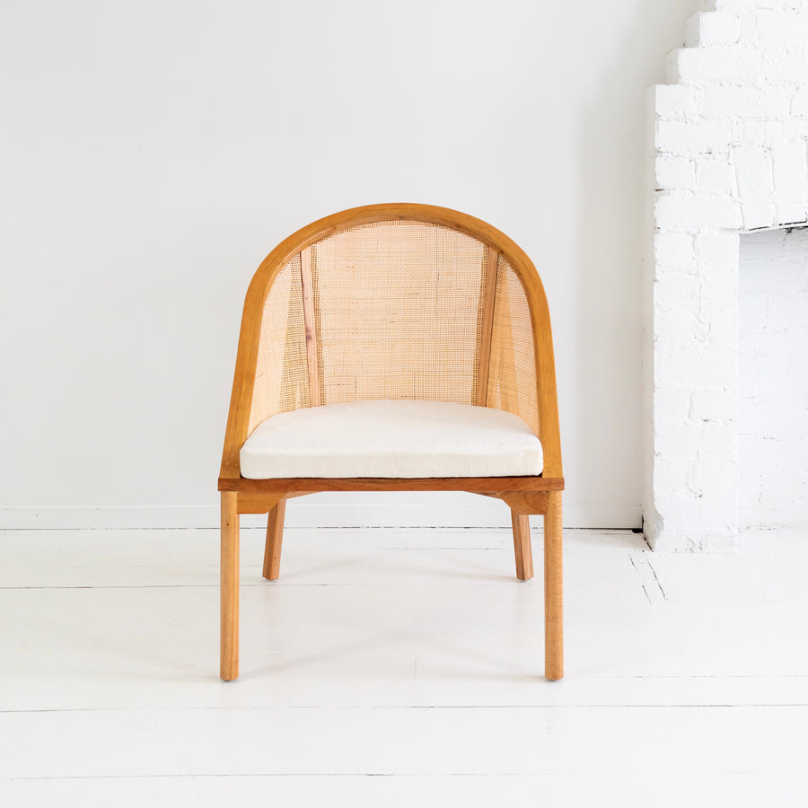 Hugo Occasional Chair Natural
