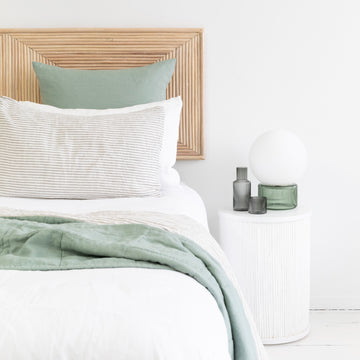 The Anne Headboard - Whitewash
