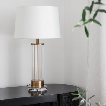 Venetian Table Lamp