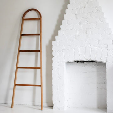 Tilly Towel Ladder Natural