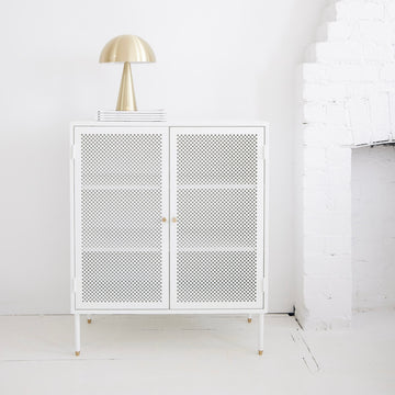 Marco Cabinet White