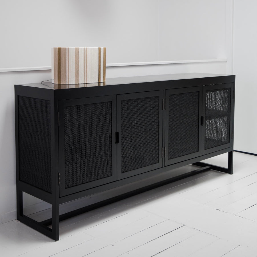 Hitam Sideboard - April arrival