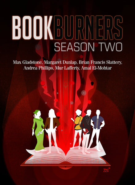 Bookburners: Season 2