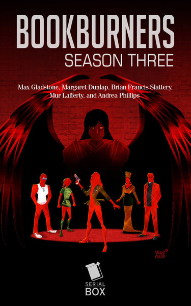 Bookburners: Season 3