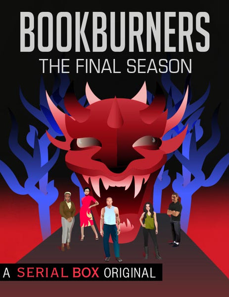 Bookburners: Season 5