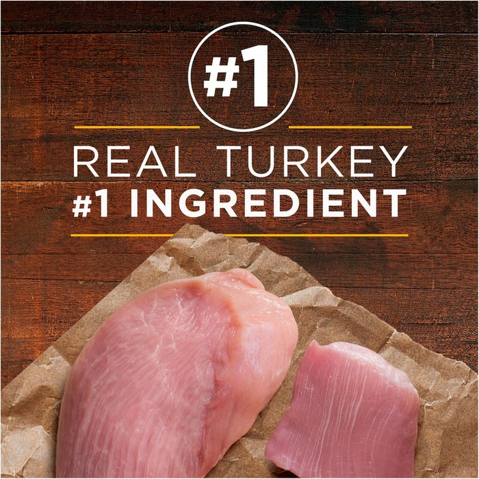 Purina ONE SmartBlend True Instinct Grain Free Turkey & Venison Classic Ground Canned Dog Food