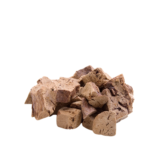 Primal Freeze Dried Grain Free Pork Liver Munchies Dog and Cat Treats
